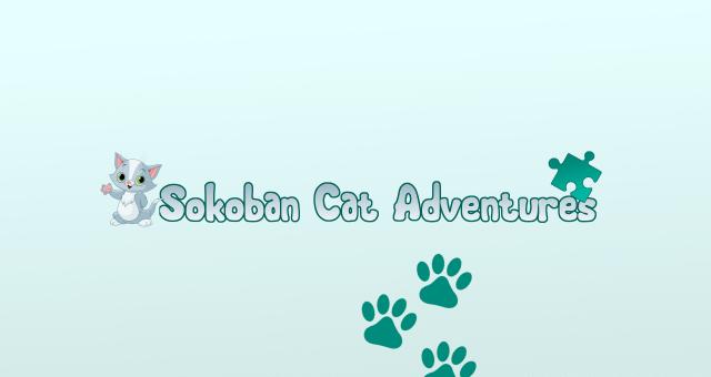 EP Sokoban Catzzles Banner